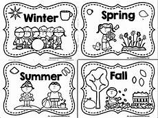 four seasons coloring worksheets 14776 4 seasons coloring page wecoloringpage 3 las estaciones en ingles fichas ingles infantil