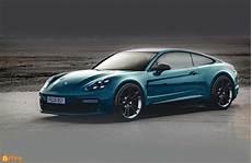 Porsche Panamera Two Door
