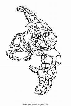 iron 19 gratis malvorlage in comic trickfilmfiguren
