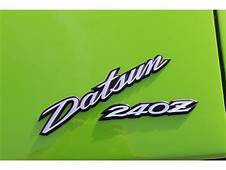 Classifieds For Classic Datsun 240Z  16 Available