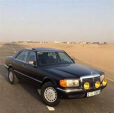 mercedes 300 se this 1991 mercedes 300 se is built for the desert