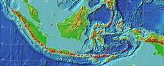 Peta Gunung Berapi Indonesia Lionel08 S