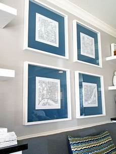 Projects Diy Wall Frames On Wall Wall Designs