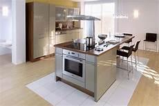 modeles de cuisine avec ilot central modele cuisine avec ilot plan de travail ilot central