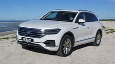 Volkswagen Launches The All New Touareg Aa New Zealand