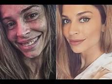 antes e depois top 10 antes e depois maquiagem 2