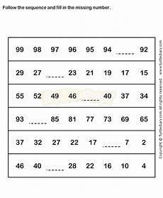 free number patterns worksheets 3rd grade 569 number sequence worksheet 4 math worksheets grade 1 worksheets sequencing worksheets