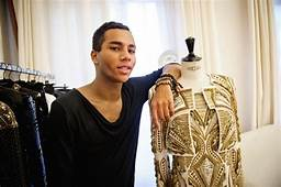 Loveisspeed First Look At Olivier Rousteing For