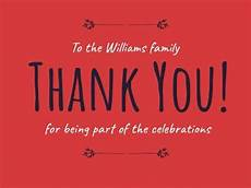 thank you card template for comming to event create your custom thank you card design design wizard