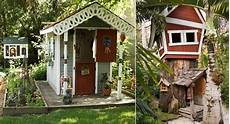 playhouse for the garden 20 design ideas