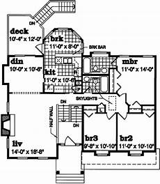 split entry house plans charming split level home plan 88150sh architectural