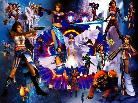 Final Fantasy X 2 Psychic