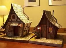 Mini Häuser Bauen - miniature houses by karin caspar feen wohneinrichtung