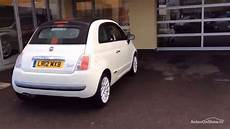 fiat 500 c by gucci dualogic white 2012