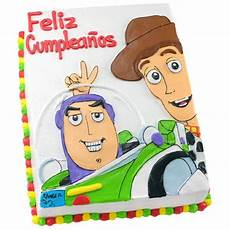 Pastel Story Buzz Y Woody Mr Pay Pasteler 237 A