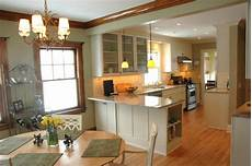 kitchen dining room renovation ideas an open kitchen dining room design in a traditional home