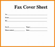5 free printable fax cover sheets ledger review