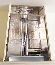 ventilateur insert cheminée d 233 coration de la maison habillage hotte cheminee