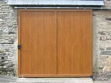 porte extérieure coulissante porte de garage suspendue et coulissante