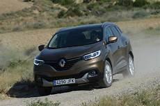 Renault Kadjar 4x4 Diesel Review Auto Express