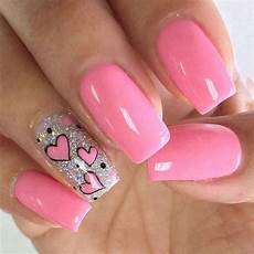 70 easy valentine s day nail art ideas 2019