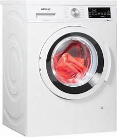 Waschmaschine Kaufen - siemens waschmaschine iq500 wu14q4eco 8 kg 1400 u min