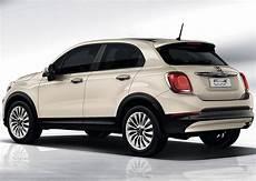 Fiat 500x 2015 2016 Autoevolution