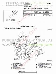 auto repair manual online 2005 mitsubishi galant seat position control mitsubishi galant 2005 service manual pdf download
