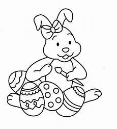 Oster Malvorlagen Cafe Coloriage Lapin Paques