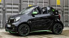 2016 smart fortwo electric drive cabrio drive and design
