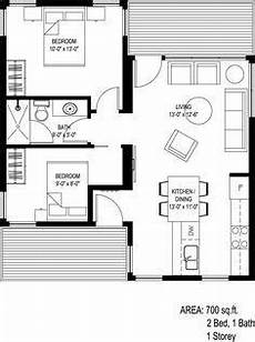700 sq feet house plans 700 sq ft in 2019 house plans small house plans tiny