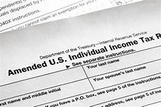 how to file an amended tax return the motley fool