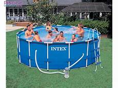 piscine tubulaire la piscine intex metal frame