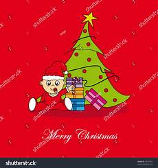merry christmas greeting card stock vector illustration 63649852