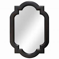 rubbed bronze mirror bathroom home decorators collection 22 in w x 32 in l framed fog