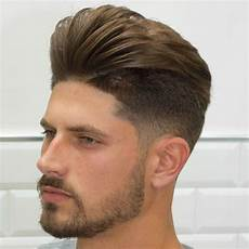 the pompadour hairstyle for men men s haircuts