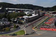 Belgian Formula One 1 Grand Prix Spa Francorchs Spa