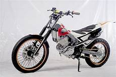 Honda Sonic Modif by Modifikasi Honda Sonic 150r Modif Ala Trial Bike