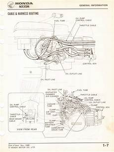 honda express wiring diagram honda express sr moped wiki