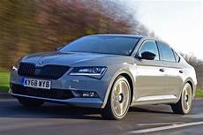 New Skoda Superb Sportline 2019 Review Auto Express