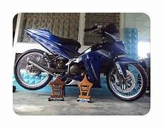 Modifikasi Jupiter Z 2005 by Drag Race Modifikasi Yamaha Jupiter Mx Tahun 2005