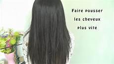 Faire Pousser Les Cheveux Plus Vite Soin Miracle