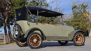 1917 Willys Overland Touring  S97 Houston 2012