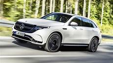 electric mercedes 2020 the 2020 mercedes eqc is the electric suv future today