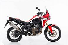 Honda Crf1000l Africa Bos Exhausts