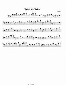 write sheet music online