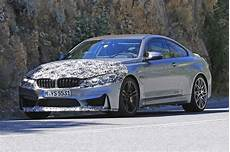 2017 Bmw M4 Coupe Spied With Minor Updates Forcegt