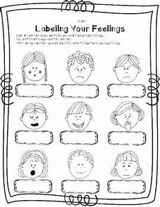 learning feelings and emotions worksheets bundle by daisy