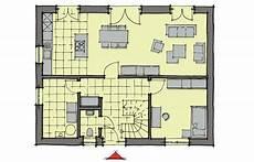 stadtvilla grundriss erdgeschoss offen mit 160 qm