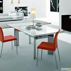 table verre design italien arredaclick mobilier italien tables design en verre et